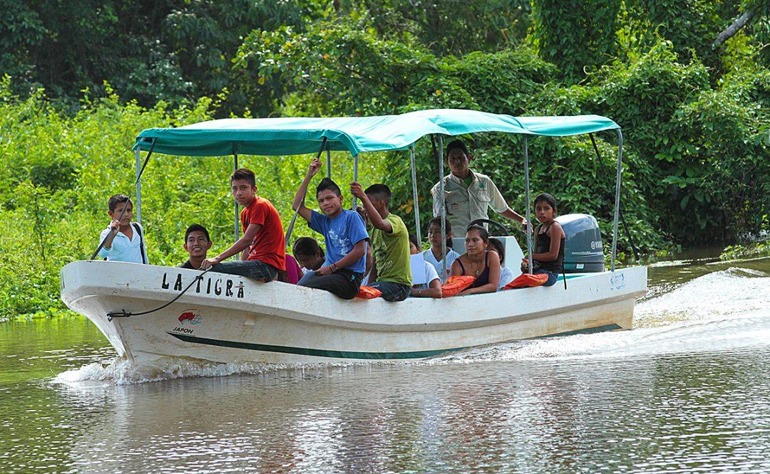 Consolidación de un Sistema de Protección Especial para la recuperación, restauración y conservación de la zona este del Parque Nacional Laguna del Tigre y su Corredor Biológico en la Reserva de Biosfera Maya