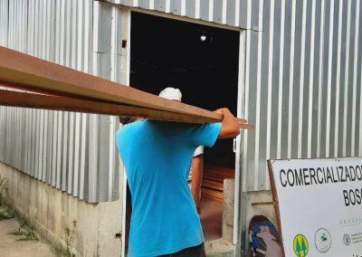 Fortaleciendo la coordinación intersectorial, para mejorar la gobernanza forestal municipal, el fomento de las PYMES en el sur de Petén y la colaboración entre Guatemala-Belice