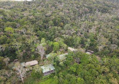 Estación Biológica Las Guacamayas, una herramienta para la conservación del patrimonio mixto en la zona este de la Laguna del Tigre, basado en alianzas estratégicas y oportunidades económicas.