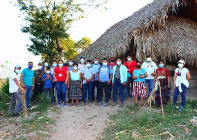 Desarrollo Rural con Enfoque Territorial en la Zona de Adyacencia y sus alrededores.
