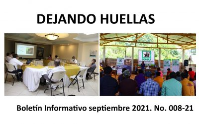 Boletín informativo Balam Septiembre 2021